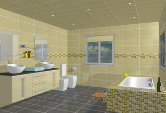 Bathroom design software from vr pro Bathroom design software 3d