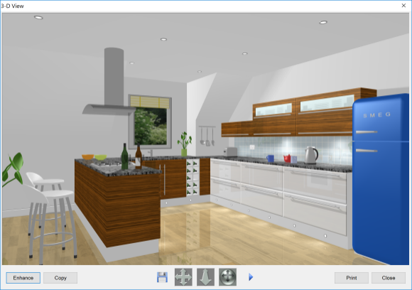 vr pro kitchen design software